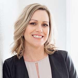 Portrait of therapist Kristen Marcovecchio