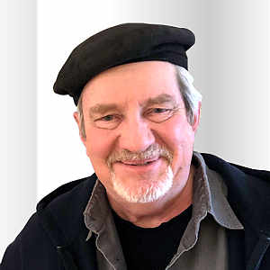 Portrait of Roger Houghton